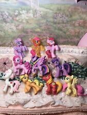 My Little Pony G4 Lot  Mini figures 10 pieces