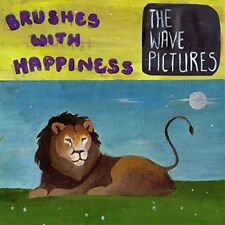 THE WAVE PICTURES - BRUSHES WITH HAPPINESS - NEW VIOLET VINYL LP (INDIES ONLY)
