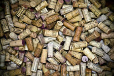 150 Used Wine Corks- Recycled / Used / Upcycled- Great Crafting Condition!