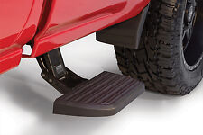 AMP RESEARCH SIDE FOLDING BED STEP CHEVY SILVERADO GMC 1500 2500HD 3500HD 99-13