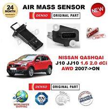 FOR NISSAN QASHQAI J10 JJ10 1.6 2.0 dCi AWD 2007-ON AIR MASS SENSOR ONLY 5-PIN