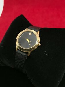 Movado 87-D1-814 Quartz Swiss Ladies Watch