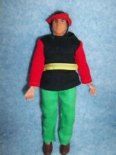 """1971 Mego Western Heroes Cowboys Indian - 8"""" Cochise Action Figure"""