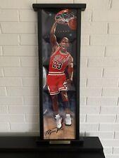 Michael Jordan 'Rising To Greatness' 5 Plate Series 1999 Bradford Exchange