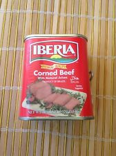 Iberia Corned Beef (3) 12oz Cans (carne beef)