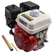 For Honda GX160 OHV Replacement Gas Engine 5.5HP 163cc Horizontal Pullstart