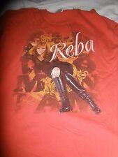 Reba All The Women Team  T-Shirt Size XL