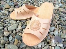 Genuine Leather Slippers Size 7 (37)