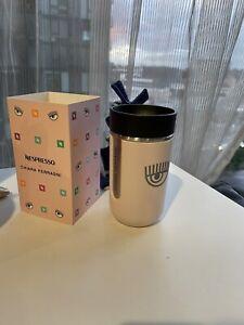 Nespresso x Chiara Ferragni Nomad Travel Mug Limited Edition 300 ML