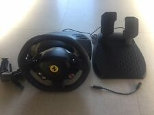 Thrustmaster Ferrari 458 Steering Wheel And Pedals For Xbox 360