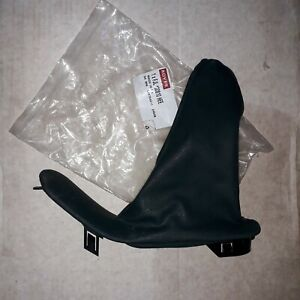 ROVER FJL100810MEE GREEN HANDBRAKE LEVER LEATHER COVER NEW STOCK