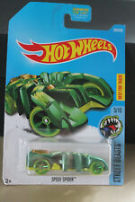hot wheels 1/64 Street Beasts Speed Spider