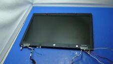 "HP EliteBook 17"" 8740w Genuine Laptop Matte LCD Screen Complete Assembly #2 GLP*"