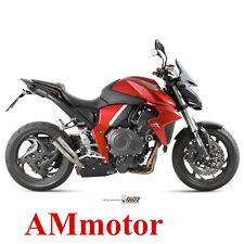 Mivv Honda CB 1000 R 2010 10 Scarico Terminale Marmitta Double Gun Moto