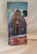 Star trek Jem'Hardar Soldier action figure playmates warp factor