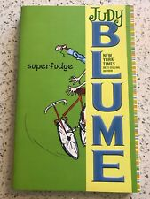 Superfudge by Judy Blume (2007, Paperback) Brand New, never read