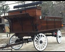 Pioneer Horse Drawn Hitch Wagon