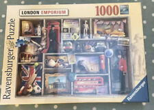 159857 Ravensburger London Emporium Jigsaw Puzzle 1000 Piece Age 12 Years+