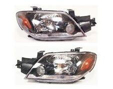 MITSUBISHI Outlander 03-05 front head lamps lights LH+RHT+Rear Tail Signal Light