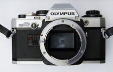OLYMPUS OM10 35mm CAMERA BODY in ORIGINAL CONDITION