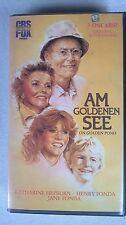 Original Beta Videokassette Am goldenen See P037-43 Rarität Betamax