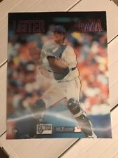 MLB Offical 3D Poster PROTOTYPE (2000) NEVER SOLD! New York Mets! Piazza Leiter!