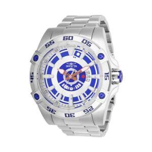 Invicta 26519 Star Wars 52mm Limited Ed Quartz Chronograph Resized Mens Watch