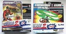 Hasbro G.I. Joe Comandos Em Acao Tigor Ultracoptero Estrela 2 Pack Forca Fera