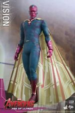 Hot Toys MMS296 1/6 Avengers Age of Ultron AOU The Vision Action Figure
