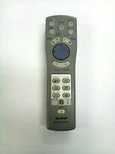 Remote Control for SHARP XGNV5XE Projector
