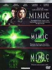Dvd  Mimic - Trilogia (3 DVD) ......NUOVO