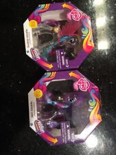 2 My Little Pony Rainbow Shimmer Princess Celestia And Princess Luna Brand New