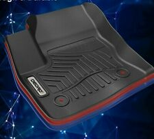 For 2015-2019 Ford Escape Floor Carpets Mats All-Weather Front & Rear Seats
