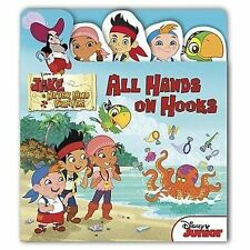Jake and the Never Land Pirates All Hands On Hooks [Flap 'n Tab]
