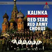Kalinka! Russian Folk Music (CD, Aug-1992, Teldec)