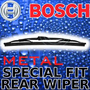 Bosch Specific Fit Rear Back Wiper Blade Seat Altea XL