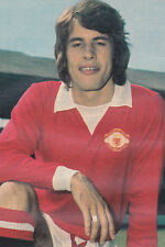 Foto de fútbol > Jim Holton Man Utd 1970s
