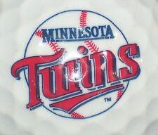 (1) Minnesota Twins Major League Baseball Mlb Logo Golf Ball