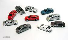HO - Scale 1:87 Car set - 10pieces - A-00100