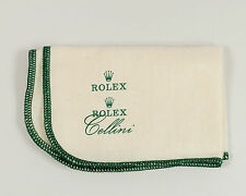 Authentic Rolex Cellini Polishing Cloth!