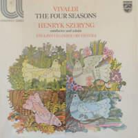 Antonio Vivaldi - Henryk Szeryng , English Chamber Orchestra - Vivaldi The Four