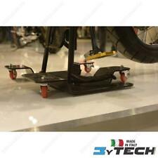 CARRELLO SPOSTA MOTO MYTECH PER CAVALLETTO CENTRALE BMW R 100 GS PARIS DAKAR