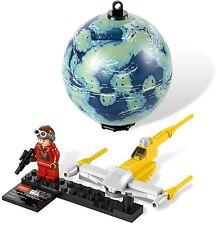 LEGO StarWars Naboo Starfighter & Naboo (9674) +OBA , komplett