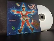 National Lampoon's Christmas Vacation 1989 Laservision LaserDisc Chevy Chase