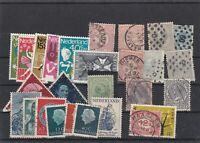 Netherlands mixed Stamps ref R 16417