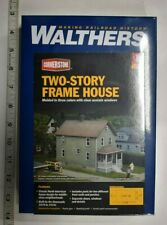 N Scale Walthers Cornerstone kit 933-3888, Two-Story Frame House