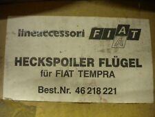 Abarth Heckspoiler / Flügel Fiat Tempra 46218221 NEU  !!! Rarität !!!