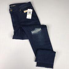 Michael Kors Women Size 8 Jeans Classic Dark Wash Skinny Leg