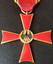 ✚7886✚ German Order of Merit II. Class post WW2 Employment Jubilee 50 Years
