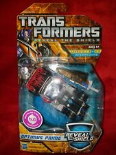 Transformers Reveal the Shield Optimus Prime Hasbro MOSC US Seller